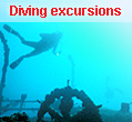 Diving excursions